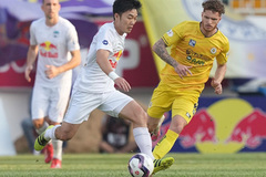 Rejuvenated midfielder Truong leading HAGL forward