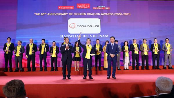 Hanwha Life Việt Nam - Doanh nghiệp hàng đầu đặt khách hàng làm trọng tâm