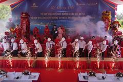 Khởi công 2 dự án bất động sản nghỉ dưỡng 'nghìn tỷ' ở Phú Yên