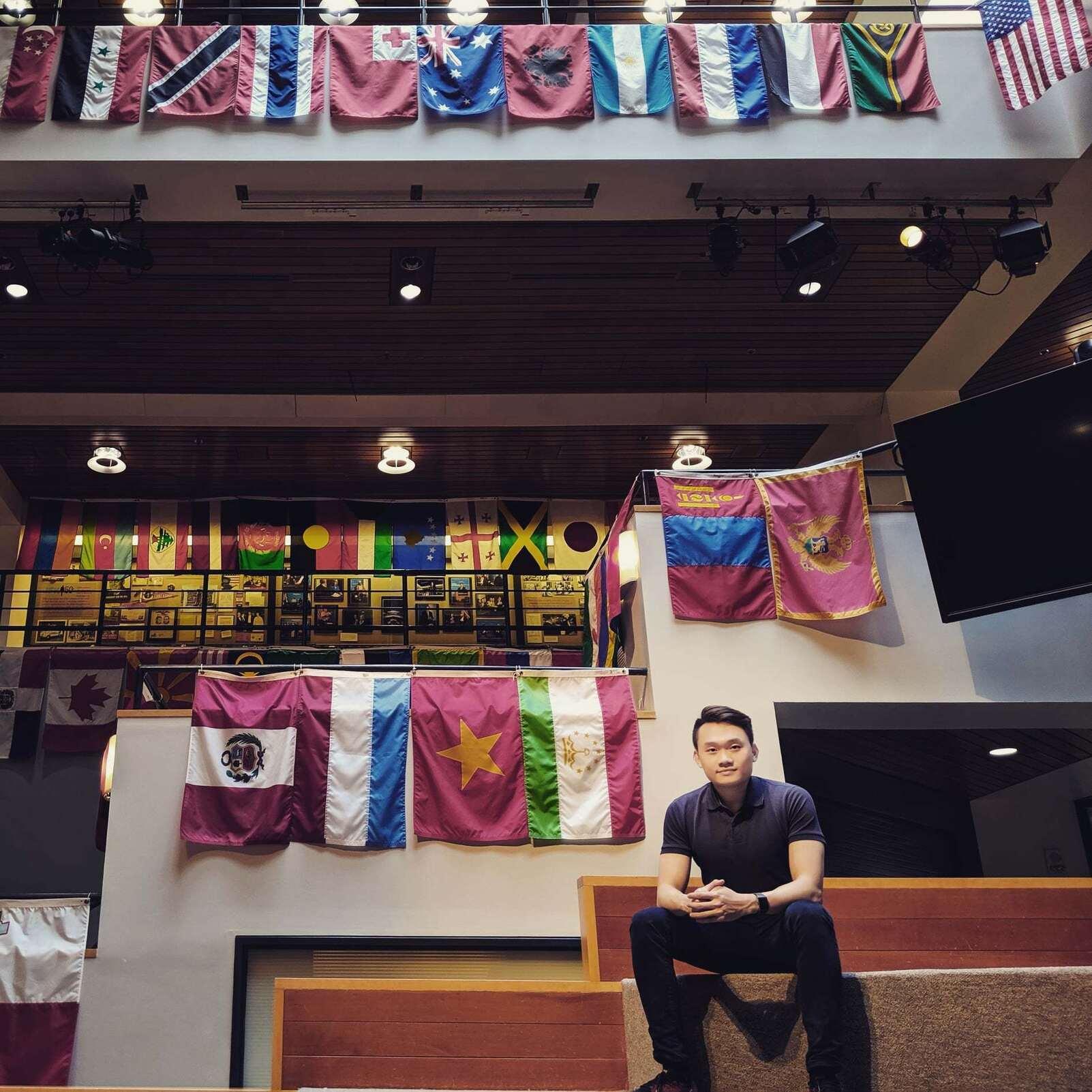 Tran Ha Duong,Harvard,scientific research,vietnam talents,vietnamese youth