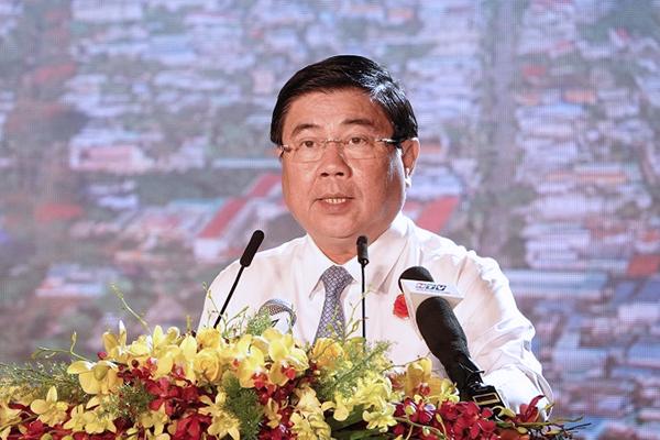 Chủ tịch TP.HCM: Cần Giờ sẽ là cực tăng trưởng mới