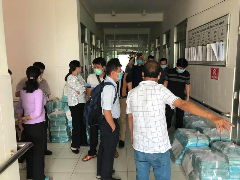 Kiên Giang chuẩn bị sẵn sàng điều trị bệnh nhân Covid-19 nặng