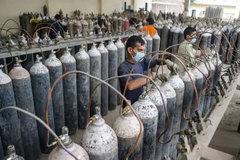 Người hùng giải cứu khủng hoảng thiếu oxy ở Ấn Độ