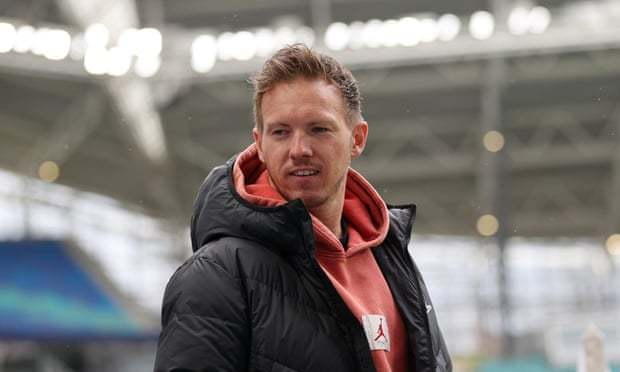 Bayern chi 25 triệu euro, bổ nhiệm Julian Nagelsmann thay Hansi Flick