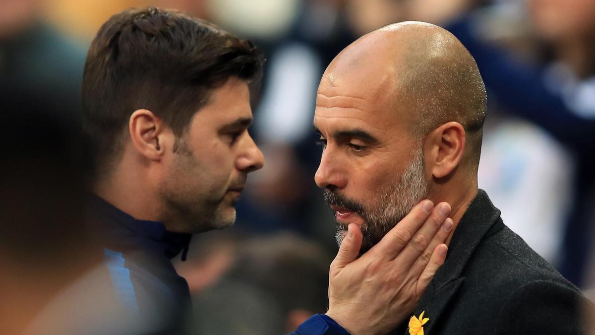 Pochettino: 'Tôi thích đấu với Pep Guardiola và Man City'