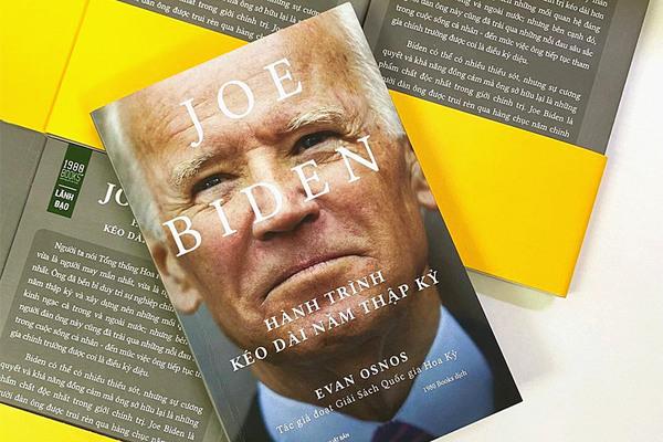 Hành trình kéo dài 5 thập kỷ của Joe Biden