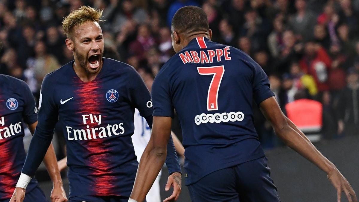 Neymar: 'PSG nhất định sẽ thắng Man City'