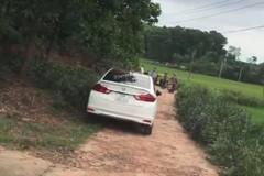 Bác chém chết bé gái 5 tuổi trên đường đi học về ở Thái Nguyên