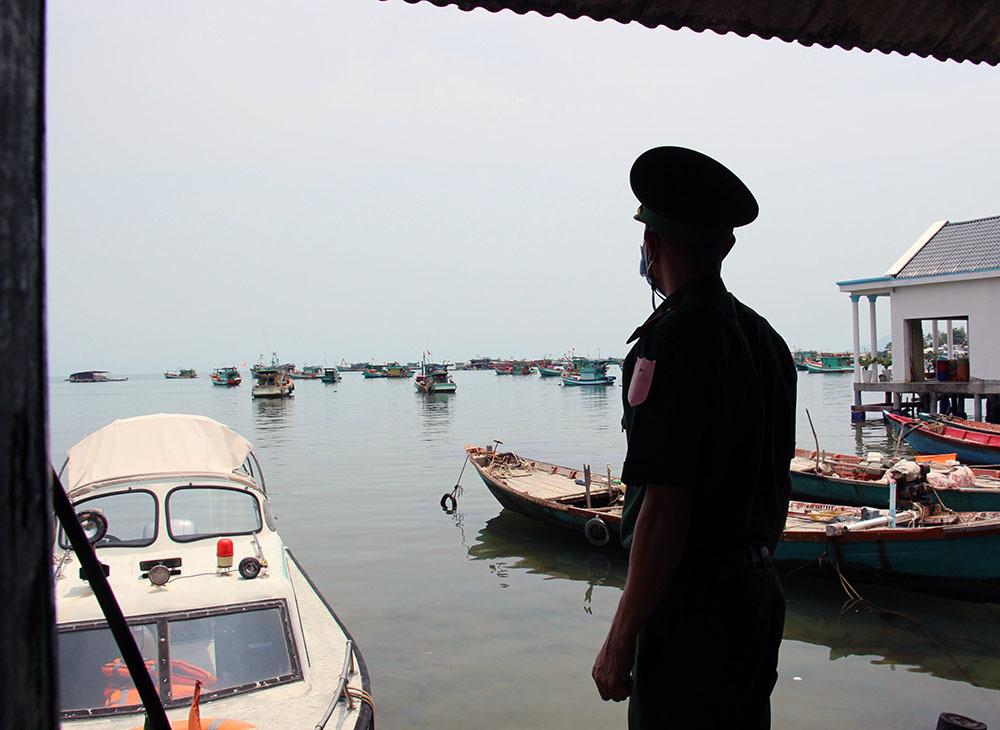 Phú Quốc siết chặt biên giới trên biển, quyết ngăn dịch Covid-19 xâm nhập