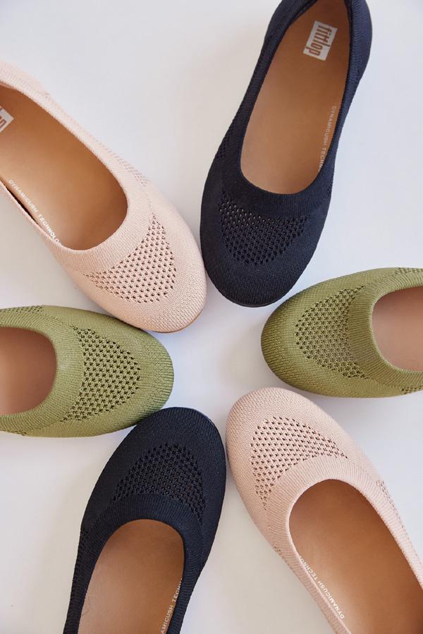 FitFlop tung bộ sưu tập giày dép đón hè 2021