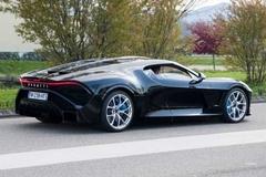 Siêu xe đắt giá nhất hành tinh lần đầu chạy trên đường phố