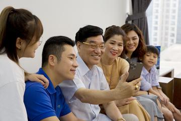 Ví điện tử gia đình VNPAY 1 tháng ra mắt đã cực đắt khách dùng