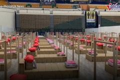 Lợi thế của giường các-tông cho người bệnh tại Ấn Độ, Thái Lan