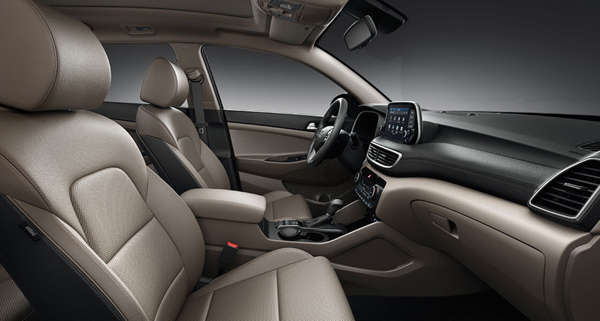 Hyundai Tucson New nâng tầm trải nghiệm mới