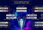 Lịch thi đấu bán kết lượt về Champions League