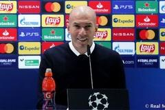 Zidane: 'Real Madrid sẽ chơi 110% sức lực để thắng Chelsea'