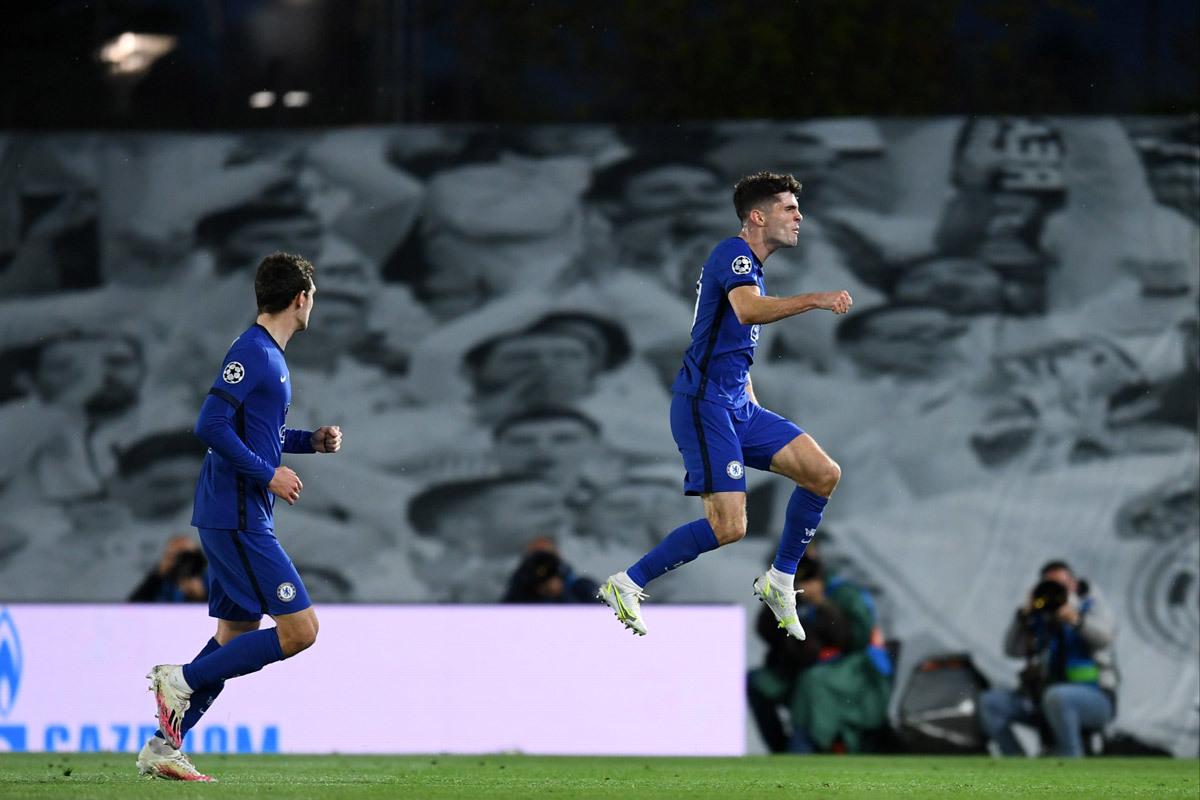Real hòa may Chelsea: Kịch hay còn ở phía trước