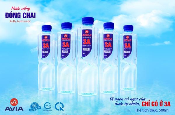 Việt Nam xuất khẩu nước uống tinh khiết AVINAA-3A, nâng tầm sản phẩm người Việt