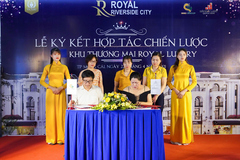 Ra mắt khu Royal Luxury ở dự án Royal Riverside City
