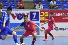 Vietnam play off against Lebanon for place in Futsal World Cup finals