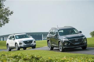 Lý giải sức hút của Hyundai SantaFe