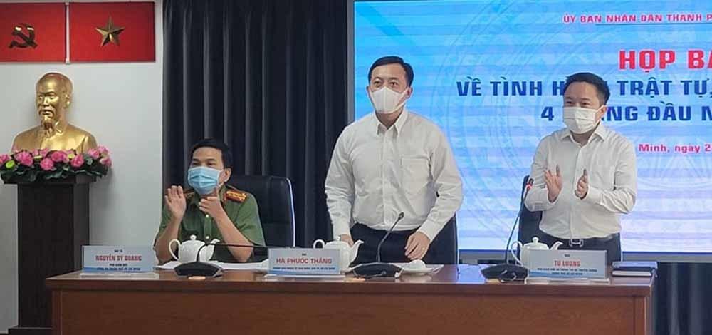 TP.HCM khởi tố 3 vụ án liên quan đến phòng, chống dịch Covid-19