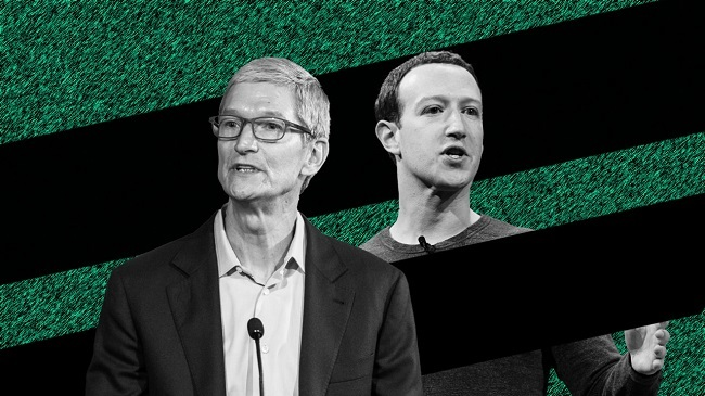 "Facebook và Apple ""đại chiến"" vì iOS 14.5"