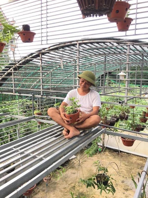 Hành trình chinh phục hoa lan của ông chủ vườn ở Hòa Bình