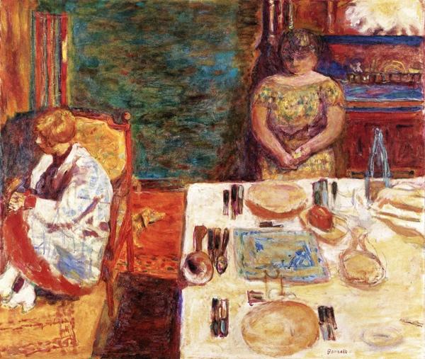 Triển lãm tranh Claude Monet và Pierre Bonnaer- 'cuộc đối thoại' của 2 phong cách kinh điển