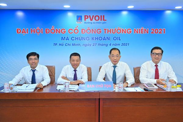 2021, PVOIL đặt mục tiêu lợi nhuận 400 tỷ đồng