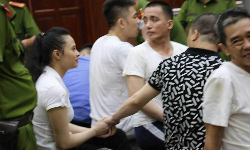 Bác toàn bộ kháng cáo đối với hot girl Ngọc Miu và ông trùm Văn Kính Dương