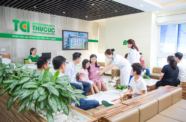 Bệnh viện ĐKQT Thu Cúc mở rộng gấp 3, tăng cường ứng dụng kỹ thuật cao