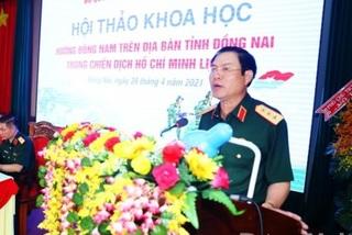 Bộ Quốc phòng tổ chức Hội thảo hướng Đông Nam trong chiến dịch Hồ Chí Minh