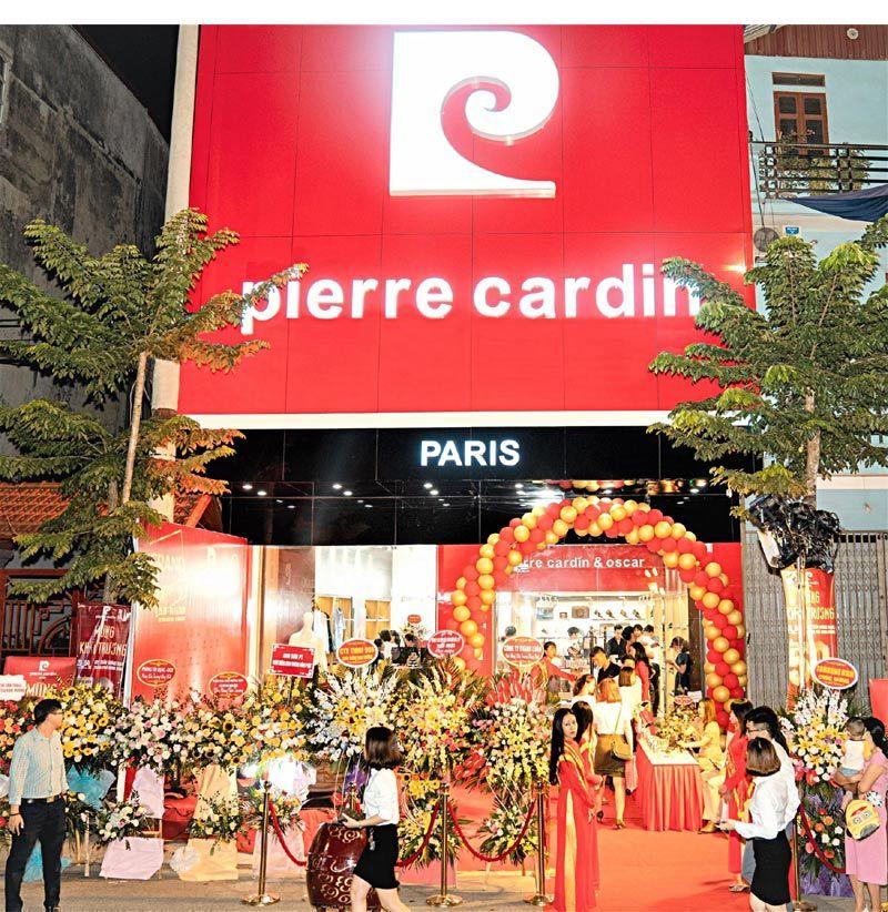 Pierre Cardin Shoes & Oscar Fashion đồng loạt khai trương 6 chi nhánh mới