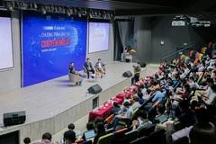 Khai giảng khóa đầu tiên của chương trình đào tạo chuyển đổi số quốc gia