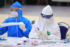 Hà Nội ghi nhận thêm 4 ca dương tính SARS-CoV-2