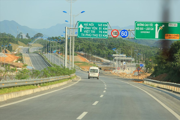 Cao tốc Hà Giang - Yên Bái, động lực phát triển kinh tế liên tuyến Tây Bắc