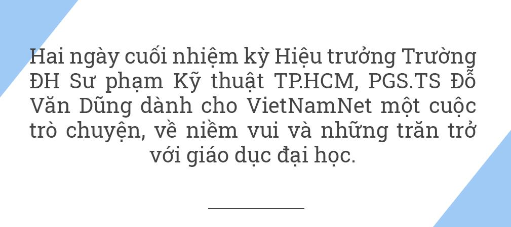Hiệu trưởng,Trường ĐH Sư phạm Kỹ thuật TP.HCM