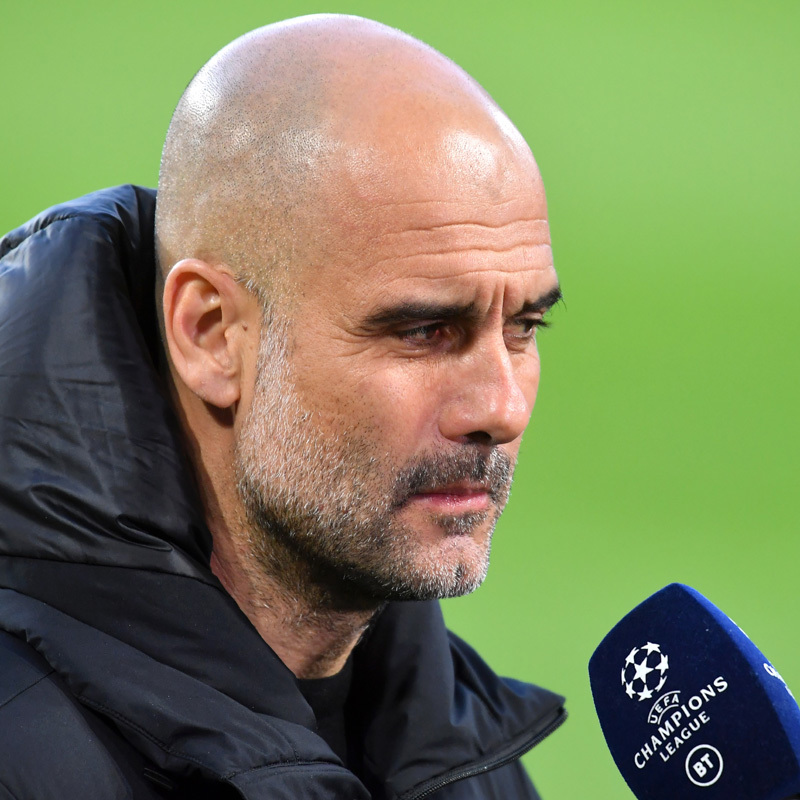 Guardiola nói bí quyết Man City lật kèo hạ PSG