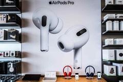Apple giảm sản lượng mặt hàng được sản xuất hàng loạt ở Việt Nam