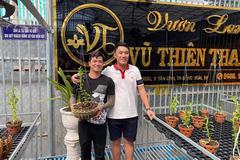 Ông chủ vườn lan Bình Phước chia sẻ kỹ thuật chăm sóc loài hoa 'kiêu kỳ'