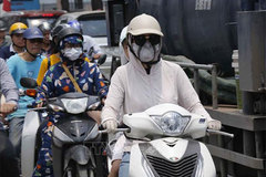 Vietnam's average temperature increases 0.5-0.7 degrees Celsius annually: report