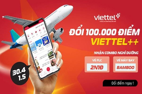 Viettel++ tung 'bão' voucher chào hè 2021