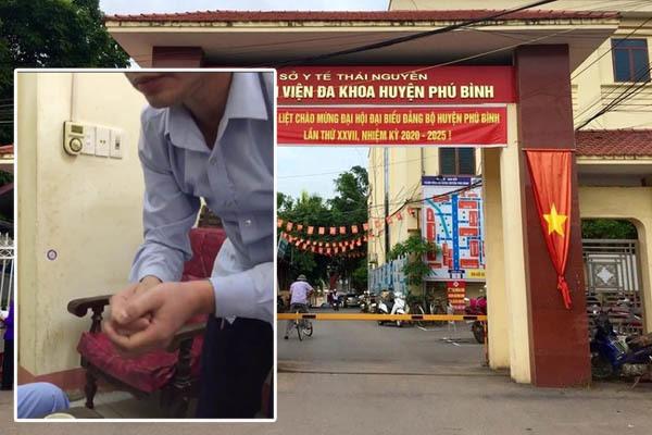 """Bác sĩ trưởng khoa ở Thái Nguyên bị tố """"đè lên người"""" sàm sỡ nữ bệnh nhân: Điều chuyển công tác, không cho tiếp xúc bệnh nhân"""