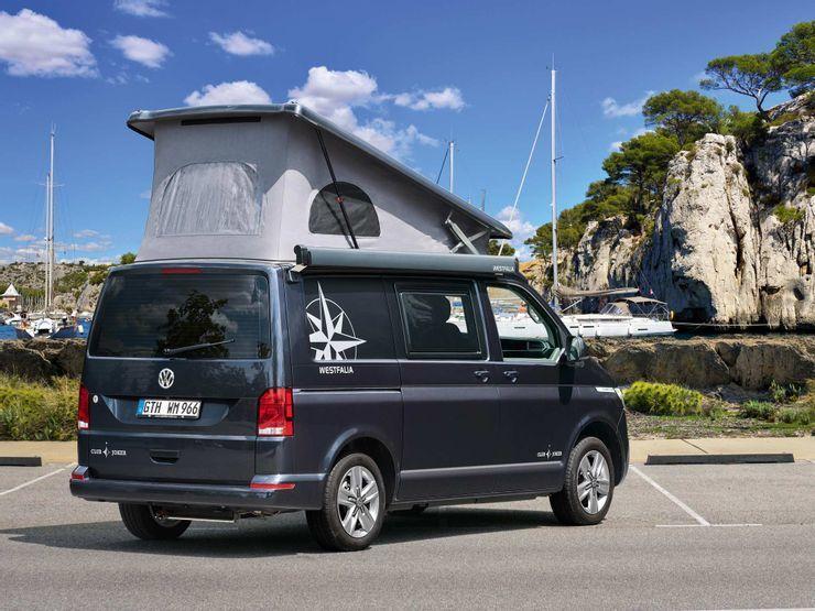 10 chiếc xe van cắm trại lý tưởng dành cho dã ngoại