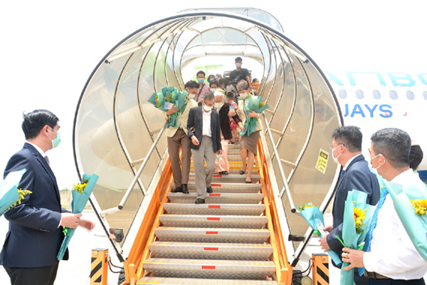 Bamboo Airways mở thêm 8 đường bay đến Phú Quốc, Quy Nhơn