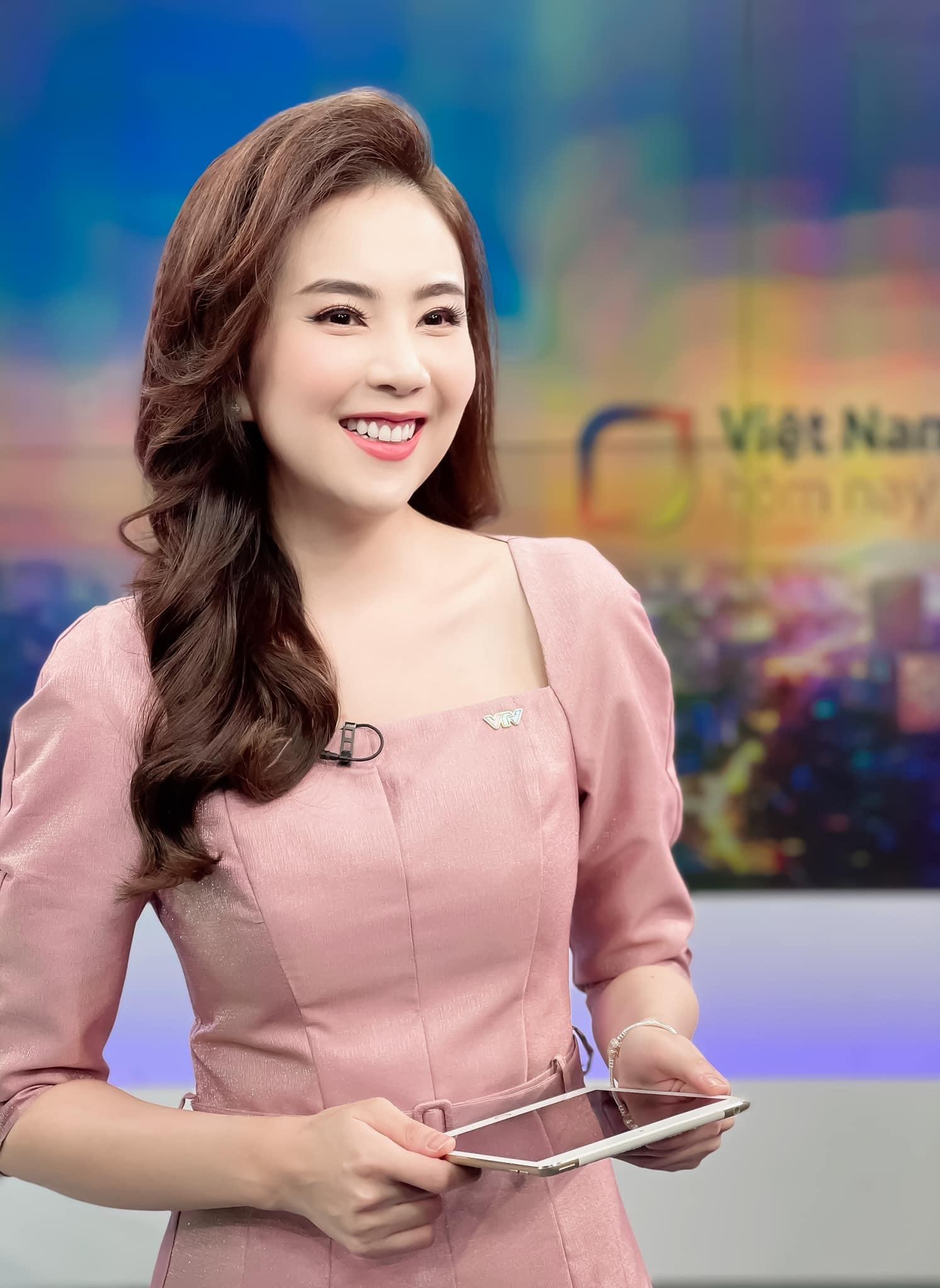 MC Mai Ngọc VTV sở hữu vóc dáng gợi cảm