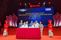 VNPT và Rạng Đông ký hợp tác chuyển đổi số