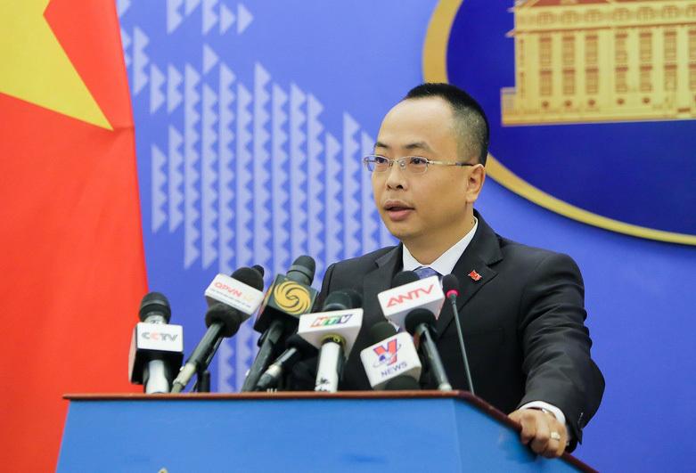 Việt Nam phản đối lệnh cấm đánh bắt cá của Trung Quốc ở Biển Đông