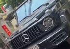 CSGT Hà Nội lại phát hiện ô tô Mercedes nghi đeo biển số giả
